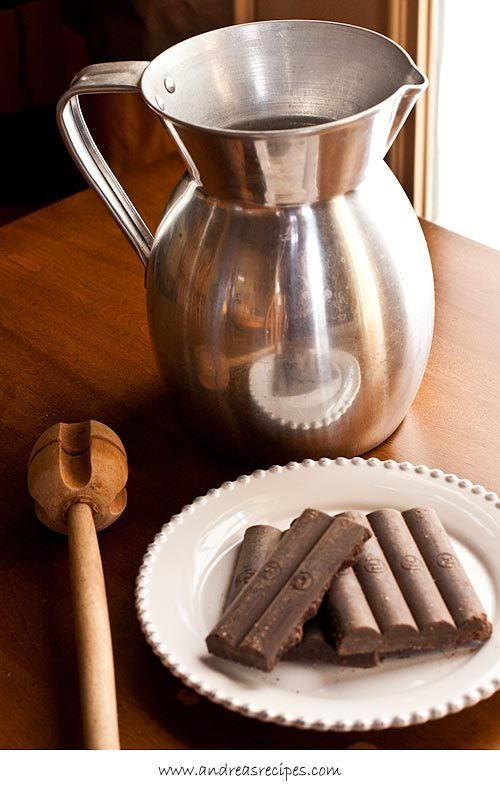 Now that it is getting cold I'm really starting to miss this - Colombian Hot Chocolate