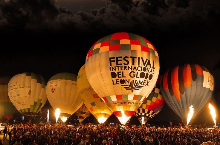 Parque Metropolitano en León, Guanajuato  // Paseo Fotográfico al FESTIVAL INTERNACIONAL DEL GLOBO 2016 - 18, 19, 20 y 21 DE NOVIEMBRE DE 2016