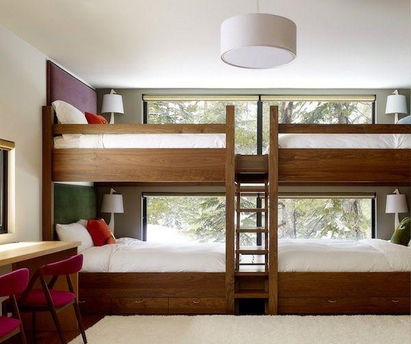 Die besten 25+ Metall Etagenbetten Ideen auf Pinterest - hochbett fur schlafzimmer kinderzimmer