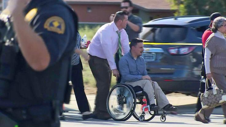 """""""Authorities Respond to """"20 Victim Shooting"""" Incident in San Bernardino: Fire Dept."""""""