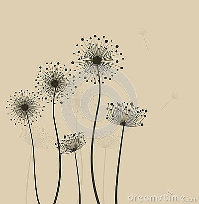 http://www.dreamstime.com/stock-image-stylized-dandelions-image29626941