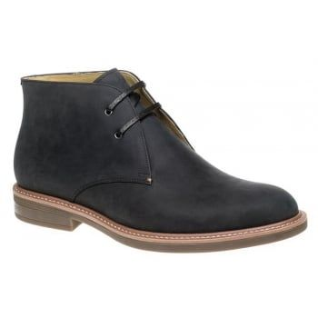 Steptronic Gloucester is a men's wide fit lace up chukka boot that has been expertly designed and crafted for comfort without compromising on style. These classic, versatile men's lace-up ankle boots are perfect to complete a smart or casual look. Featuring quality oiled leathers, Gloucester has a 2 eyelet lace up design and includes a leather in-sole with breathable pores, light padding & cushioned arch…