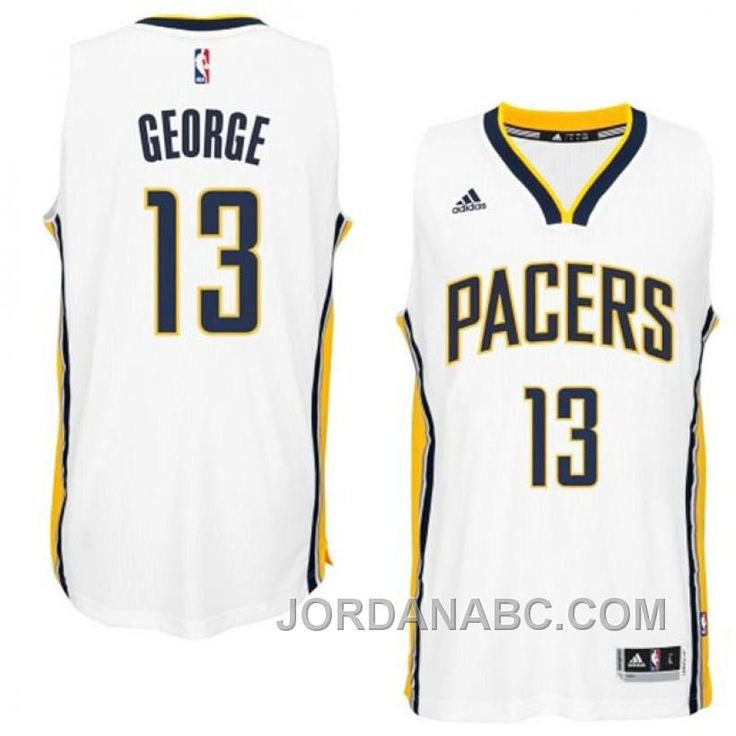 http://www.jordanabc.com/paul-george-indiana-pacers-13-201415-new-swingman-home-white-jersey-for-sale.html PAUL GEORGE INDIANA PACERS #13 2014-15 NEW SWINGMAN HOME WHITE JERSEY FOR SALE Only $69.00 , Free Shipping!