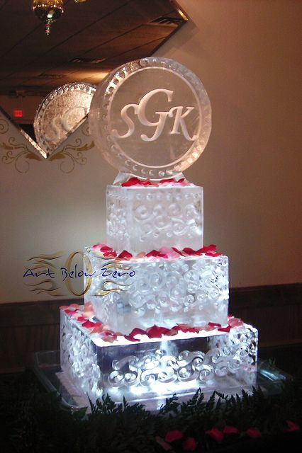 ice wedding cake 34 best images about sculptures on 16259