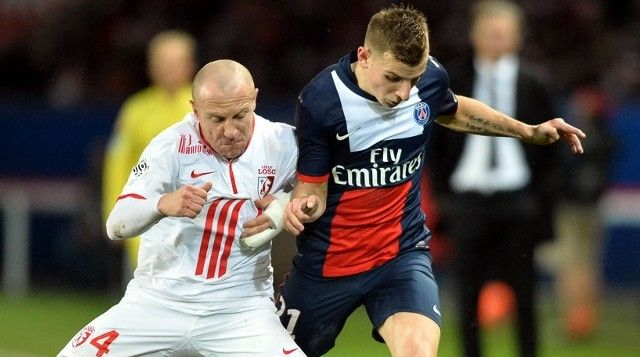 Lille-PSG streaming live Ligue 1
