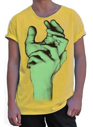 T-shirt från theTshit - HANDS UP