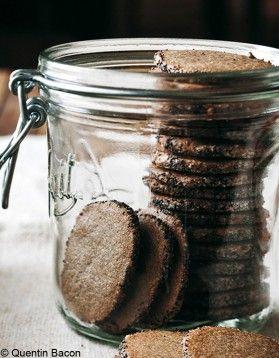 Biscuits aux graines de pavot - ELLE