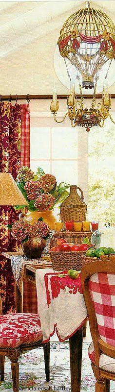 French Country - #TODesign #interiordesign - via Daphne Published Interior Designer - http://ift.tt/1IqDbIi interiordesign