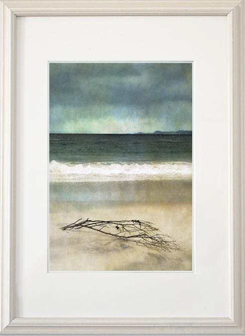 Camusdarach Beach, Arisaig. Framed print by Cath Waters, Paper Snapdragon
