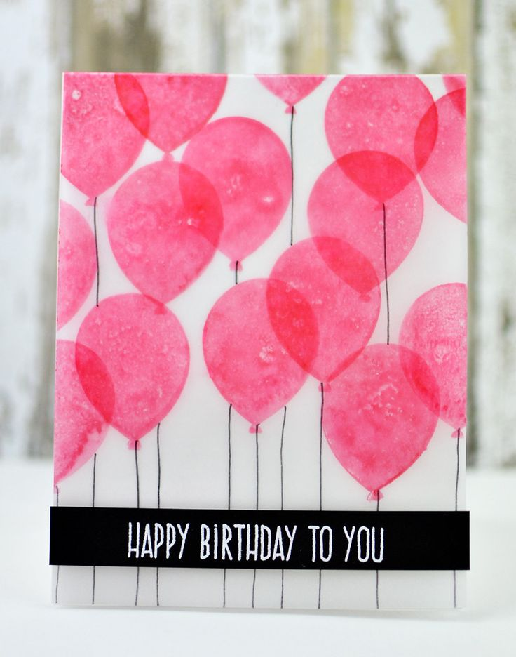 Birthday Greetings - Altenew  - 4