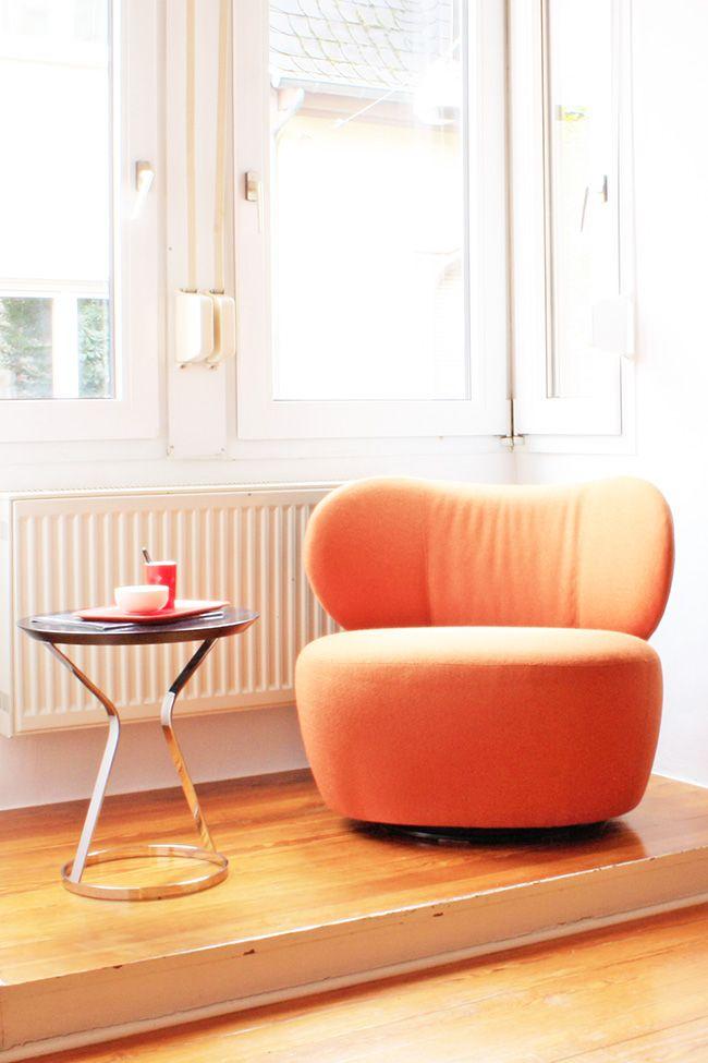 innenleben design: Samstagskaffee #58 - Die LeseEcke