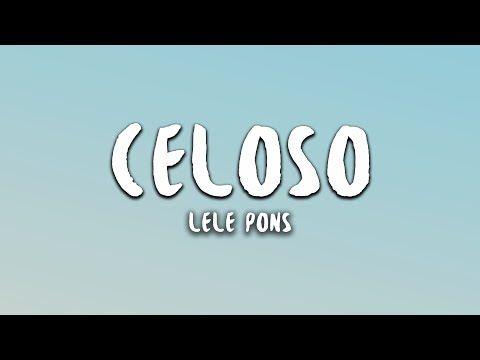 Lele Pons - Celoso (Lyrics) - YouTube | Music | Logos, Music