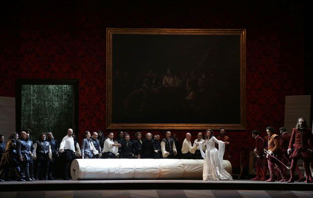 Ο σκηνοθέτης της  όπερας «Καπουλέτοι και Μοντέκκοι» εξηγεί στην A.V. για το ανέβασμά της στο Μέγαρο από την ΕΛΣ