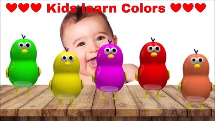 ❥❥❥ NEW Learn Colors with Chicken vs Surprise eggs for Children Kids learning Colors Family Fun ❤❤❤