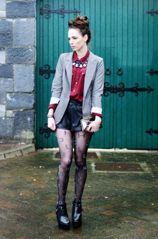 Ciara O' Doherty for WhatIWear.com