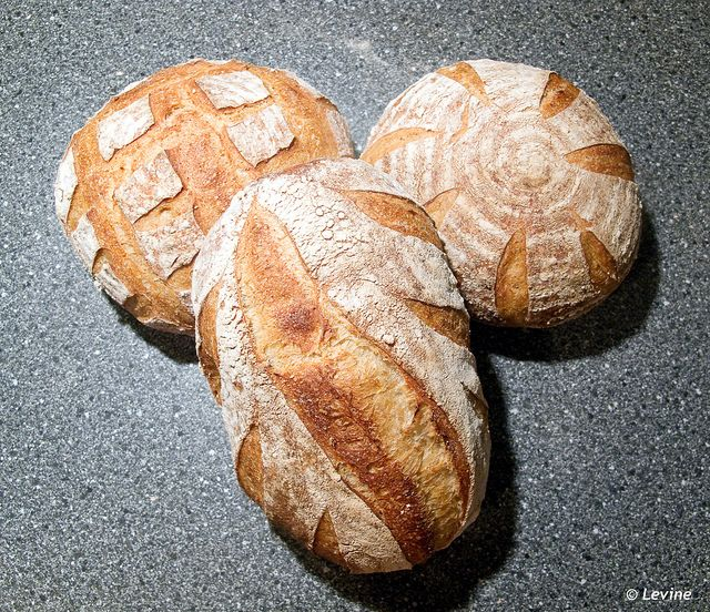 Country French-Style Bread by Levine1957, via Flickr