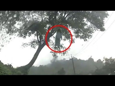 Scariest Ghosts Videos Ever Caught On Tape   Scary Ghost Videos 2016   Poltergeist Ghost Sightings - YouTube