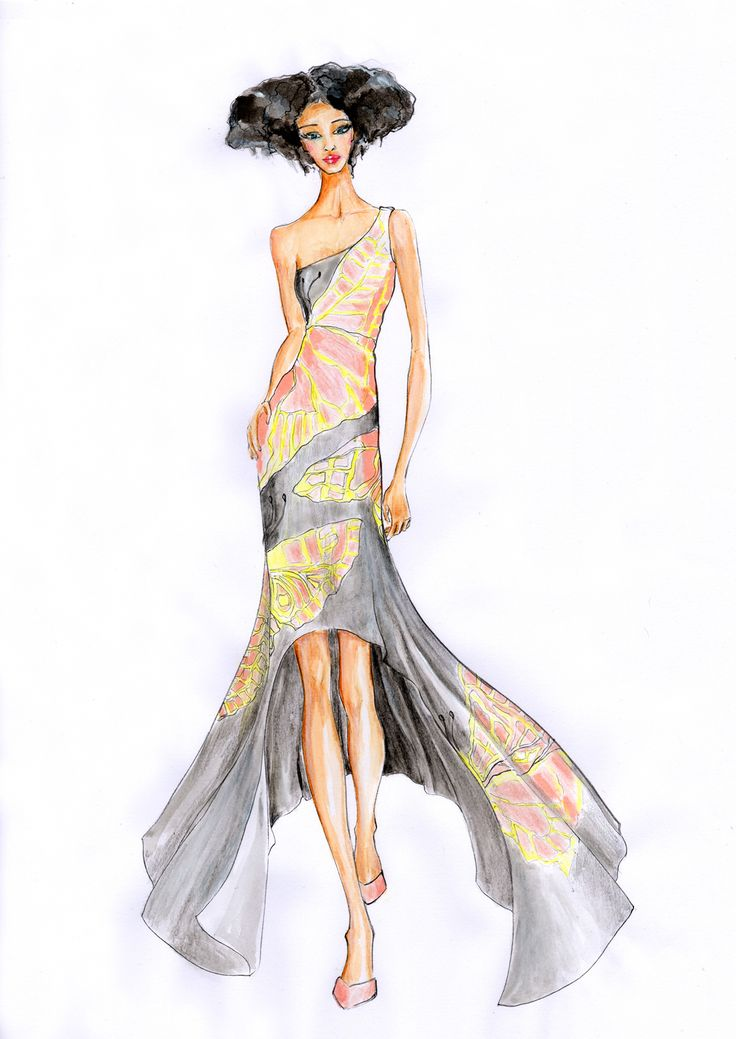 Where Was Fashion Designing Work Located