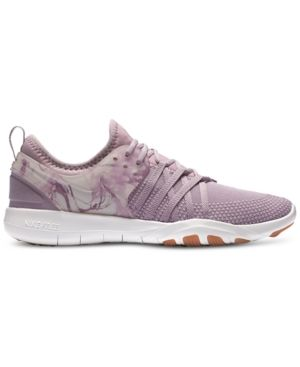Nike Women's Free Tr 7 Training Sneakers from Finish Line - Purple 7.5
