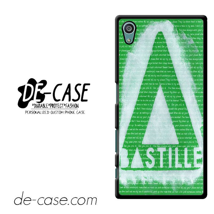 Bastille Band Logo DEAL-1371 Sony Phonecase Cover For Xperia Z5