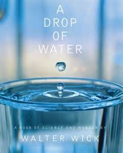 a drop of water - walter wick (water and gas unit)
