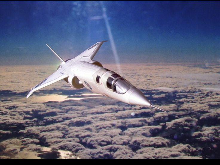 BAC TSR2 Strike Bomber UK