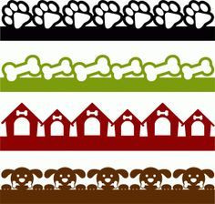 free decorative borders scan n cut - Google Search                                                                                                                                                      More
