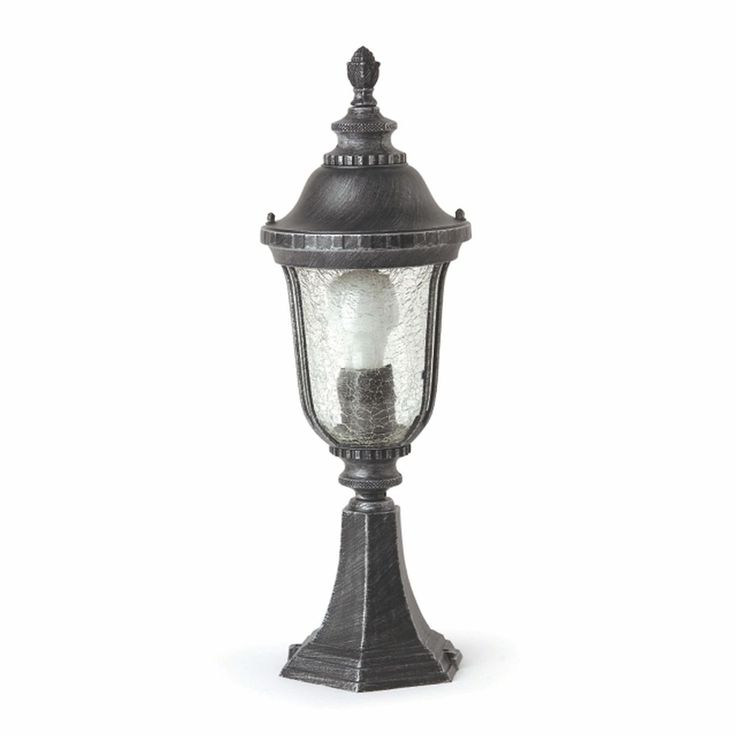 Lámpara para sobremuros de exterior #jardin #clasica #iluminacion #lamparas