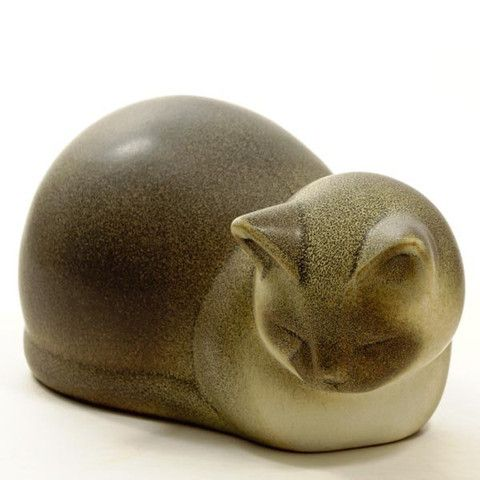 Moses ~ ceramasist Lisa Larsen, from the Gustavsberg Ceramic Studio.  Totally in love with her work.