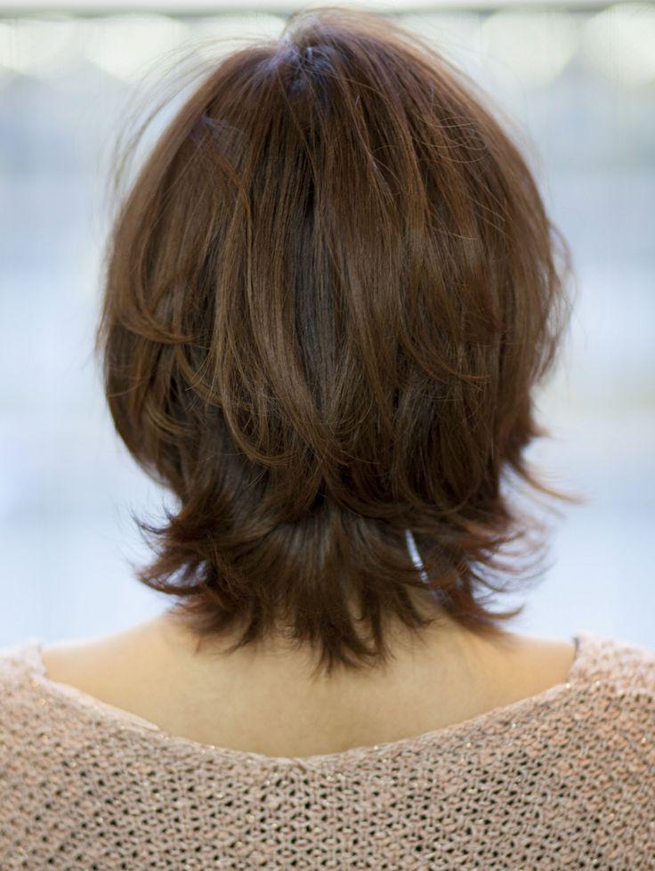 Øアカタログ Corinne Lecoy My Blog Coupe De Cheveux Coiffure Cheveux Mi Court Cheveux Courts