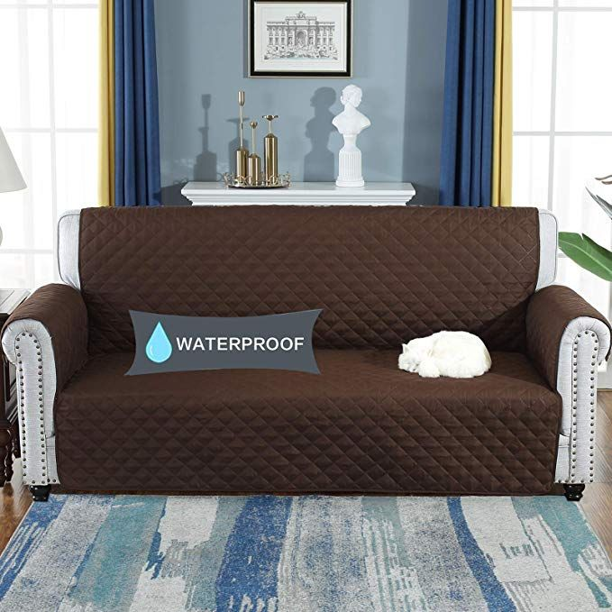 Yeshome Sofa Cover Slipcovers Quilted