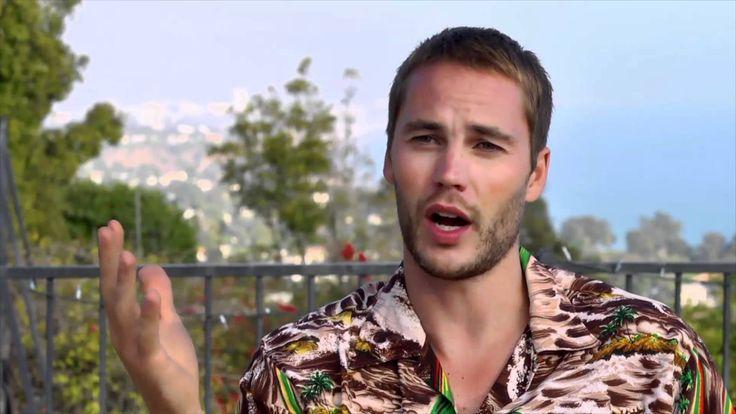 Taylor Kitsch 'Savages' Interview