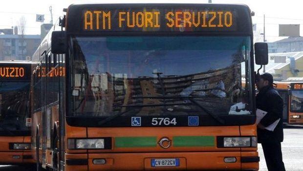 Occhio allo sciopero OGGI amici MILANESI (e alcuni di Como)