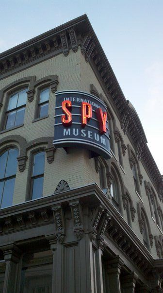 Spy Museum - Washington DC