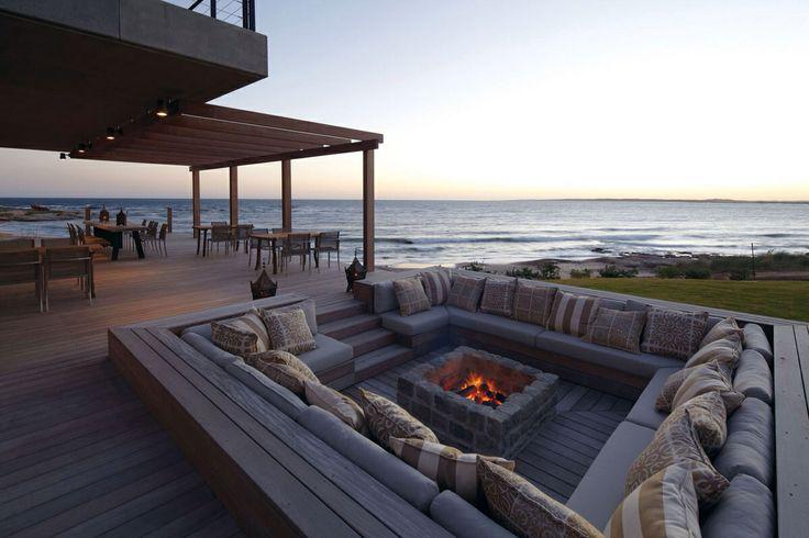 Beach house.