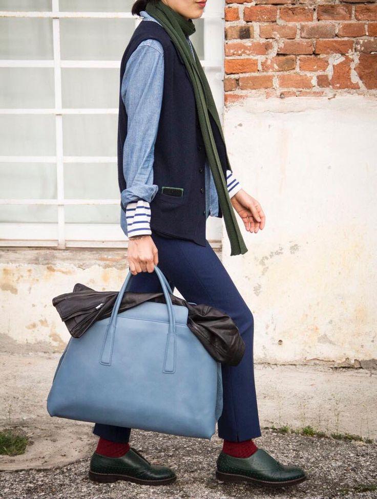 Duo Zanellato® Original Silk color Marea  Are you ready for the weekend? Now Available on Zanellato #duozanellato