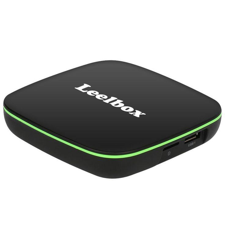Comprar Android TV Box Online Barato Al Mejor Precio EUR 26,39 Leelbox Q1 Android TV