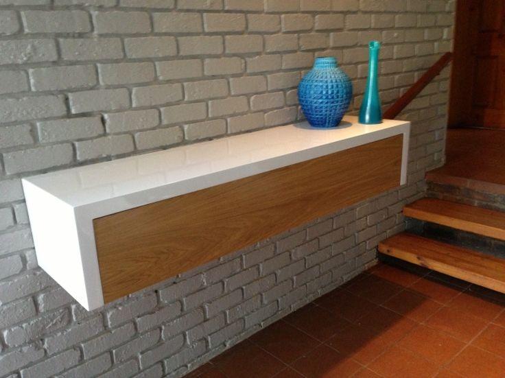 Floating Shelf with Drawer | Floating Shelf - Kreg Jig Owners Community