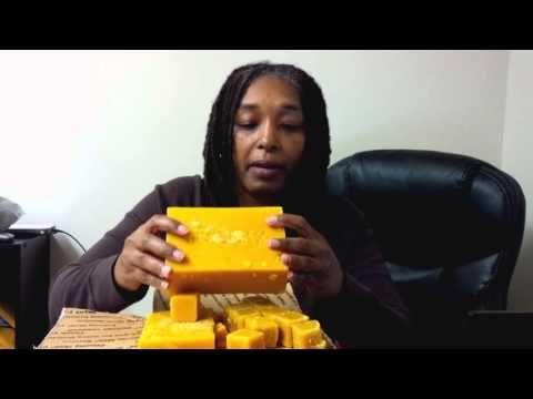 Nandi Reviews: Beeswax (Moody Creek Bee Company)