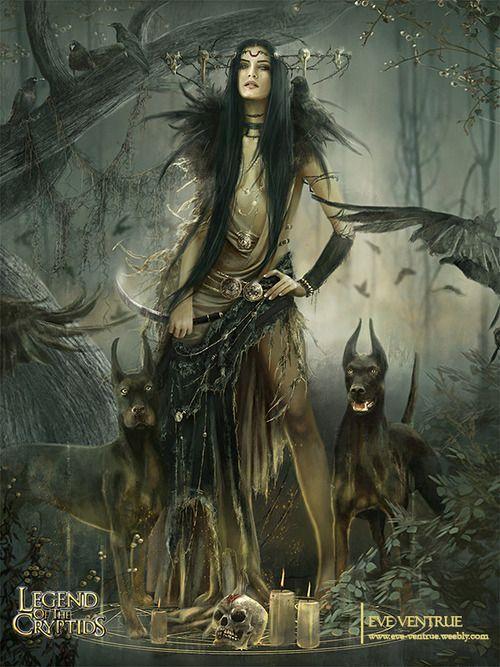 legends fantasy art - photo #20