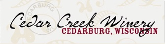 #Local #Winery is a great place to visit! Cedar Creek Winery located in Historic Cedarburg, WI only 10 minutes from campus!