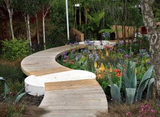 Ordinaire 4 Stylish Outdoor Flooring Materials Present Contemporary Outdoor Home  Design Trends
