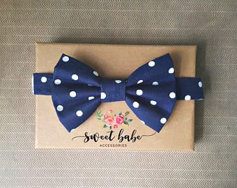 Boy's Bow Tie Youth Bow Tie Ring Bearer Bow Tie Wedding
