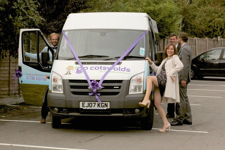 When Go Cotswolds owner Tom married Lisa on the 20th September 2014, there was really only one choice of wedding vehicle...!