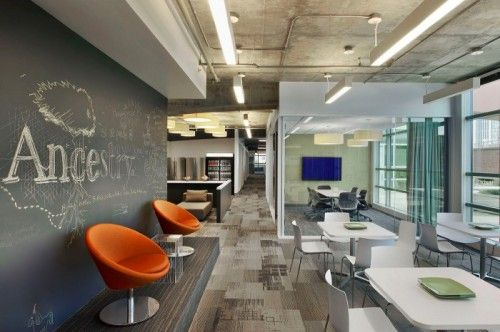 Ancestory.com Offices – San Francisco, California By Rapt Studio     iondecorating