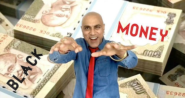 Video! Baba Sehgal's Latest Track #BlackMoney On Demonetization Of Rs 500 & 1000, Is Hilarious!