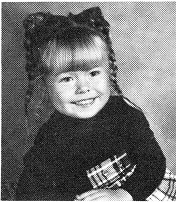 kelly ripa yearbook | Before They Were Stars: Celeb Baby and Kid Photos!