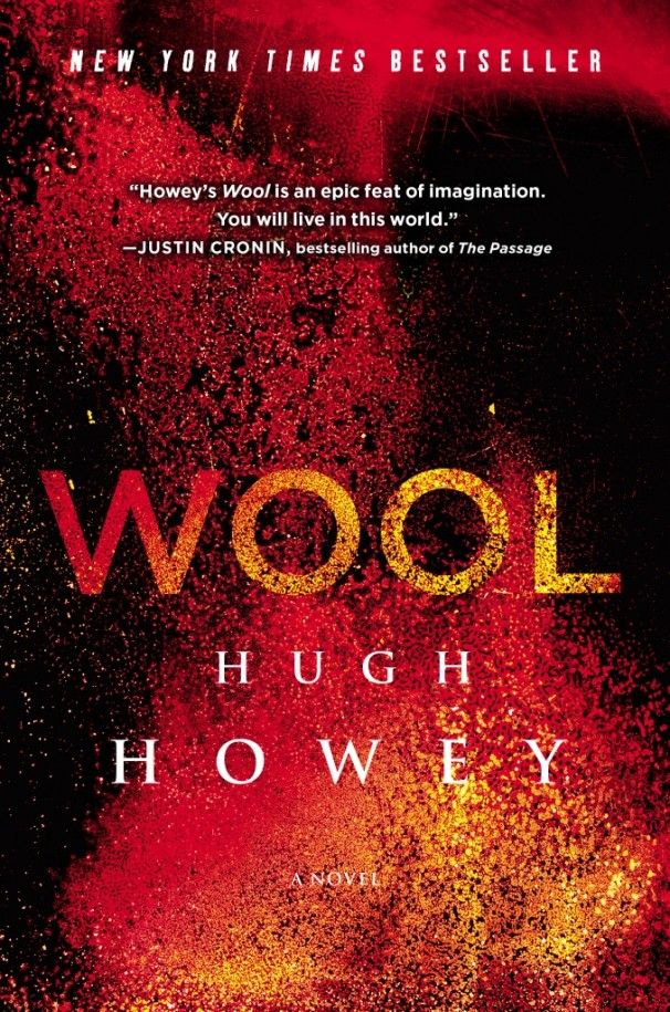 Book review: 'Wool,' by Hugh Howey on The Washington Post - all three books in this series are great!