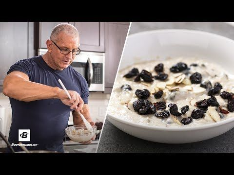 (3) Chef Robert Irvine's Healthy Oats Recipes 3 Ways - YouTube