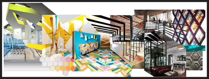 Animation Home-Architectural Collage